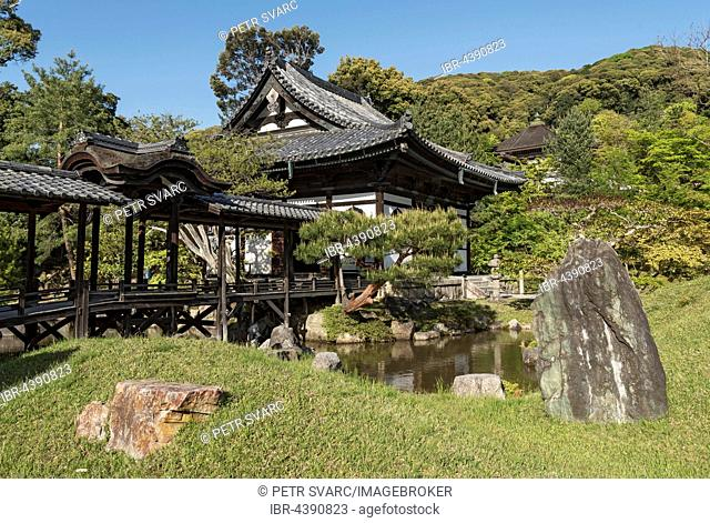 Kaizando Hall, Kodaiji, Kodai-ji, Zen Buddhist Temple, Kyoto, Japan