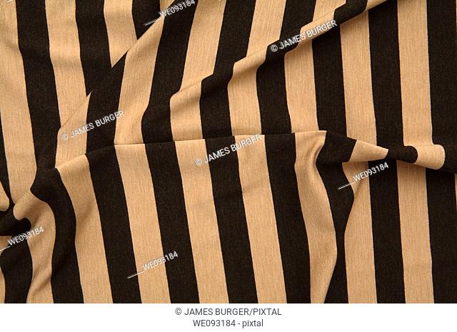 vertical striped fabric
