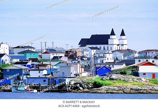 Port-Aux-Basques, Newfoundland, Canada