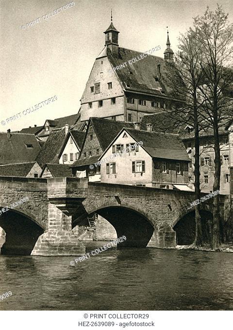 'Besigheim a. Neckar', 1931. Artist: Kurt Hielscher
