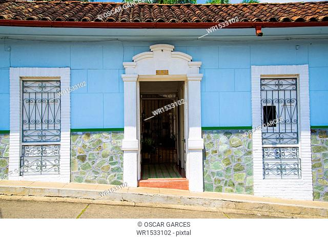 House in Venice, Southwestern Antioquia, Antioquia, Colombia