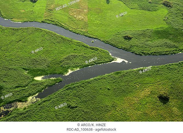 River Narew Narew national park Poland