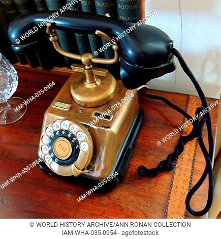 Rotary dial Stock Photos and Images | age fotostock