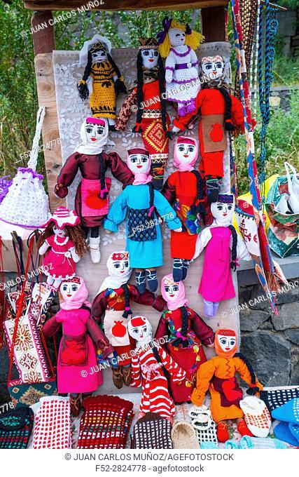Handcraft doll, Armenia, Middle East