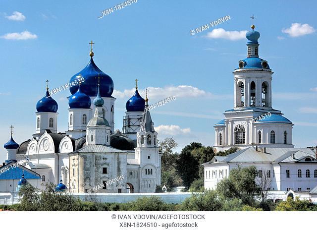 Cathedral of Bogolyubovo monastery 1866, Bogolyubovo, Vladimir region, Russia