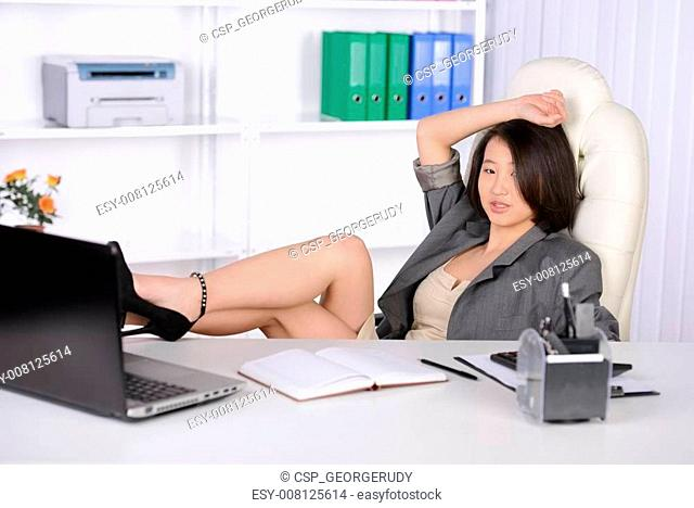 Business Asian Women
