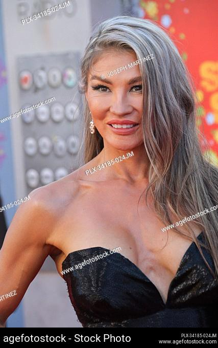 """Mayling Ng at """"""""The Suicide Squad"""""""" Premiere held at the Regency Village Theatre in Los Angeles, CA, August 2, 2021. Photo Credit: Joseph Martinez / PictureLux"""