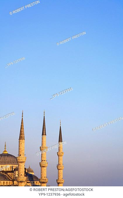 Turkey - Istanbul - Sultanahment - The Blue Mosque