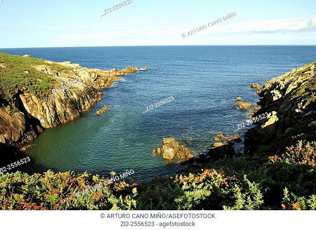 Costa da Morte. Malpica de Bergantiños, La Coruña, Spain