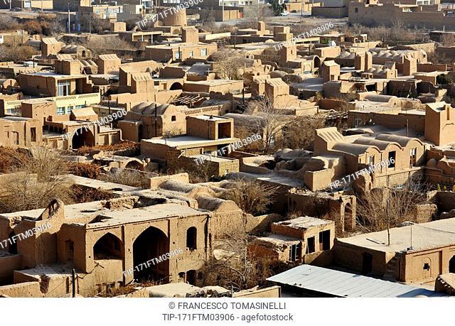 Iran, Yazd, Meybod Old Town