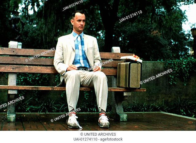 Forrest Gump Bench Stock Photos And Images Age Fotostock