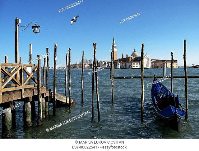 Idylle in Venedig