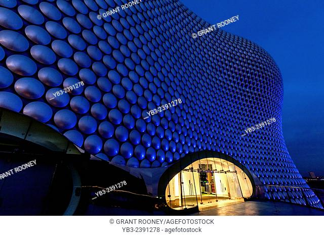Selfridges Department Store, Birmingham, Uk