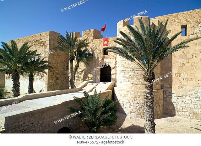 Castle. Djerba. Tunisia