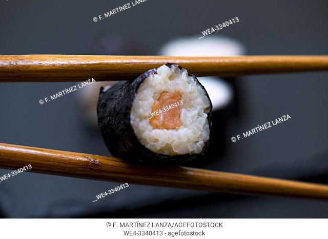 Oriental food Sushi