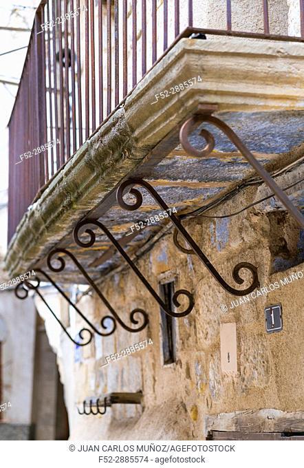 Horta de San Joan Village, The Ports, Terres de l'Ebre, Tarragona, Catalunya, Spain