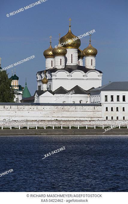 Monastery of St Ipaty, Kostroma, Kostroma Oblast, Russia