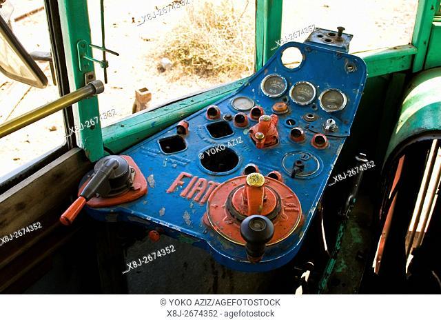 Littorina, Eritrean railways, From Asmara to Massawa, Eritrea