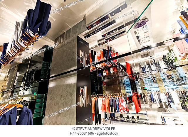 China, Hong Kong, Central, The Landmark, Victoria Beckham Store