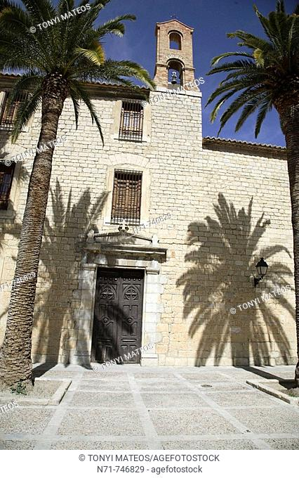 Arab Baths of Jaén, Andalucia, Spain