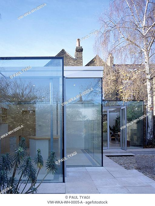 WILKINSON HOUSE, LONDON, SW19 WIMBLEDON, UK, WILKINSON KING ARCHITECTS, EXTERIOR