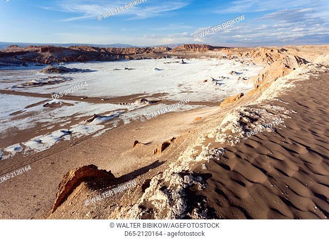 Chile, Atacama Desert, San Pedro de Atacama, Valle de la Luna