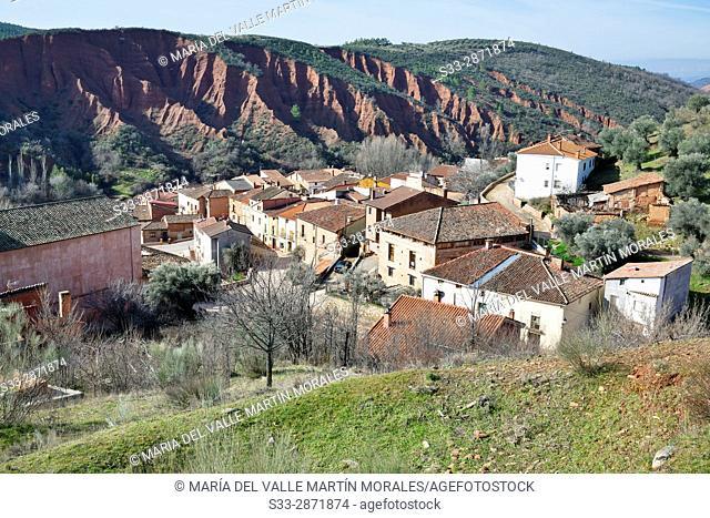 Puebla de Valles. Guadalajara. Castilla la Mancha. Spain. Europe