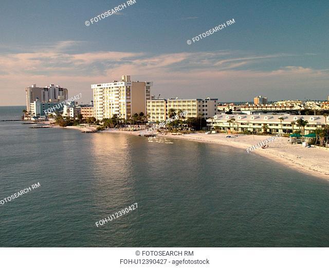 Clearwater Beach, St. Petersburg, FL, Florida, Tampa Bay Area, resorts