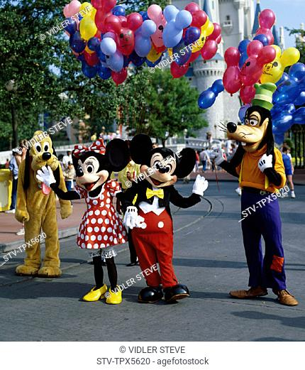 America, Characters, Disney, Florida, Holiday, Kingdom, Landmark, Magic, Micky, Minnie mouse, Orlando, Tourism, Travel, United s