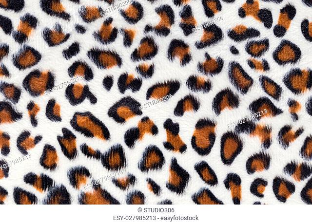 Leopard fur use for Texture or background