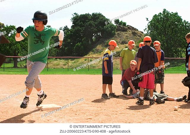 RELEASE DATE: April 7, 2006. MOVIE TITLE: The Benchwarmers. STUDIO: Revolution Studios. PLOT: Three guys, all their lives