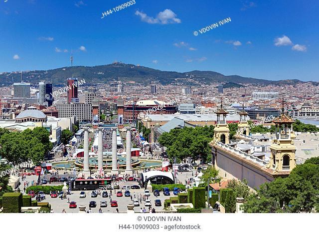 Europe, European, travel, destinations, Iberian Peninsula, Mediterranean Country, Southern Europe, Spain, Spanish, cities, city, Barcelona, Catalan, Catalonia