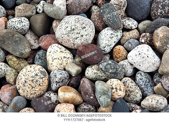 Rocks Patterns - Sargeant Bay Provincial Park - Sunshine Coast - Sechelt, British Columbia, Canada