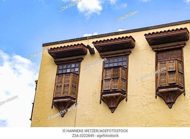 Columbus House in Vegueta, Las Palmas de Gran Canaria, Canary Islands