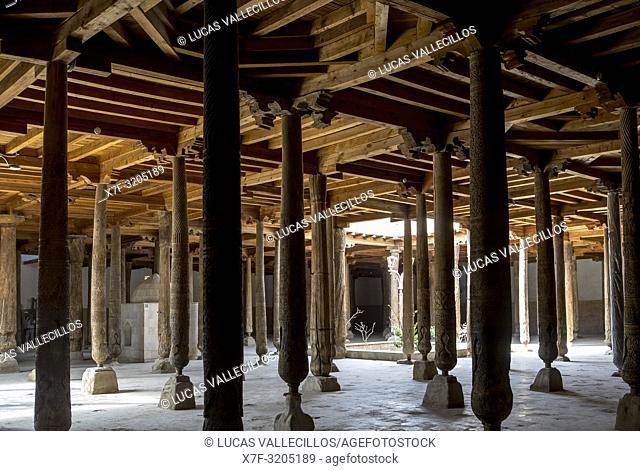 Juma Mosque, Khiva, Uzbekistan