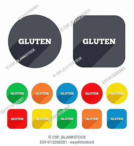 Gluten free symbol Stock Photos and Images | age fotostock