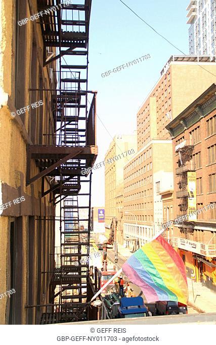 Building, Manhattan, New York, United States