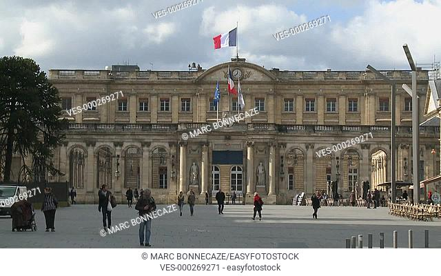 Bordeaux mayor house