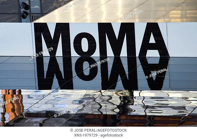 MOMA, Museum of Modern Art, Manhattan, New York City, NYC, New York, United States of America, USA