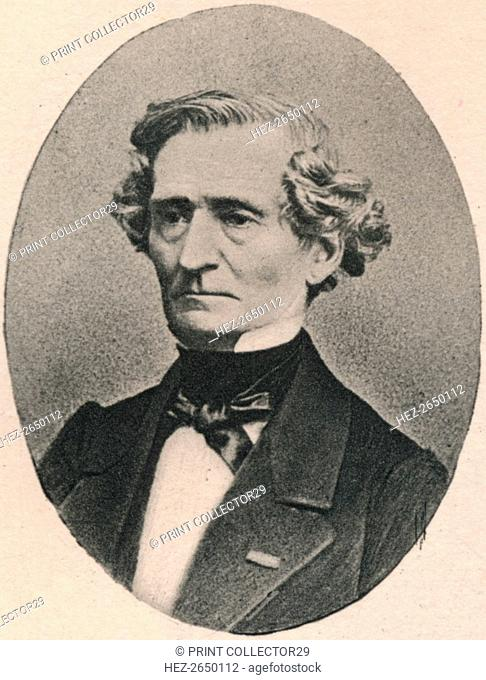 'Berlioz.', 1895. Artist: Unknown