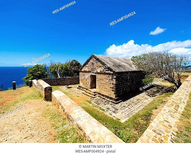 Antigua, West Indies, Indian Creek, Block House