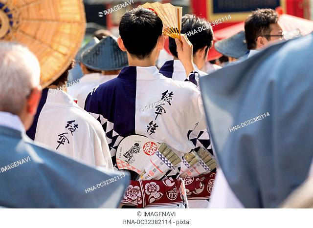Gion Festival, Kyoto Prefecture, Japan