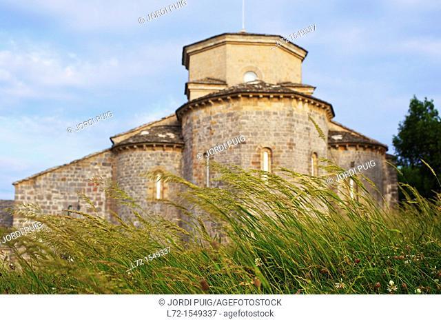 Sanctuary of San Miguel de Aralar, Sierra de Aralar, Navarra, Spain
