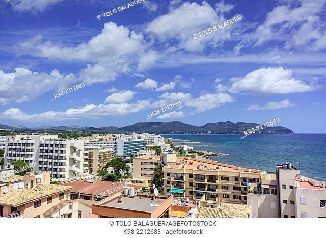 Cala Bona ( Port Vell), Majorca, Balearic Islands, Spain