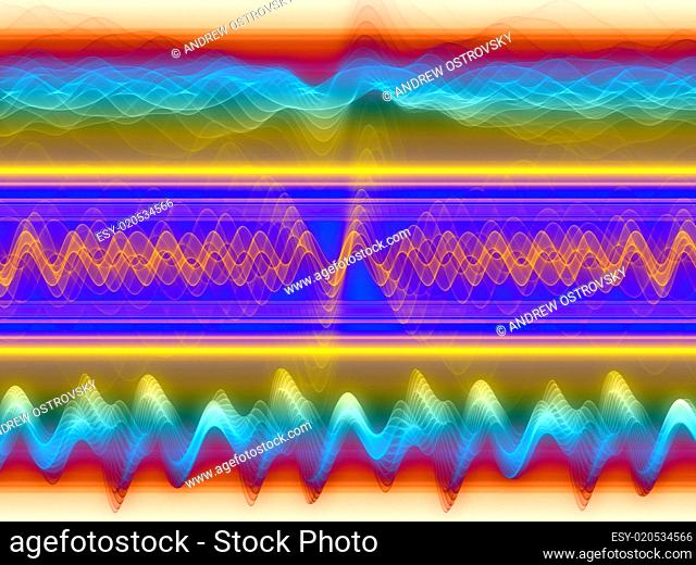 Abstract Sound Analyzer