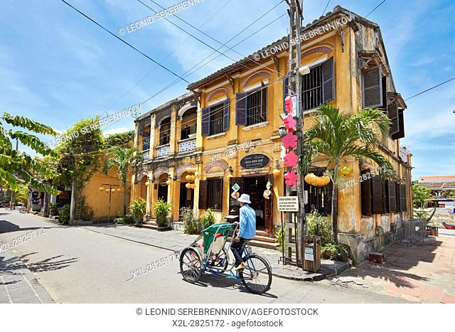 Hoi An Ancient Town. Quang Nam Province, Vietnam