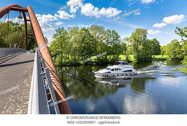 Trip by boat