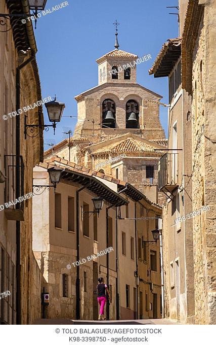 San Esteban de Gormaz, Soria, Comunidad Autónoma de Castilla, Spain, Europe