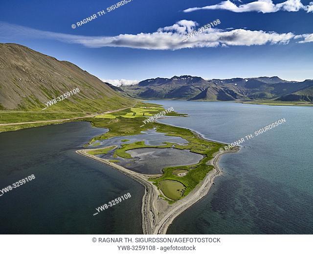 Landscape, Grundarfjordur, Iceland