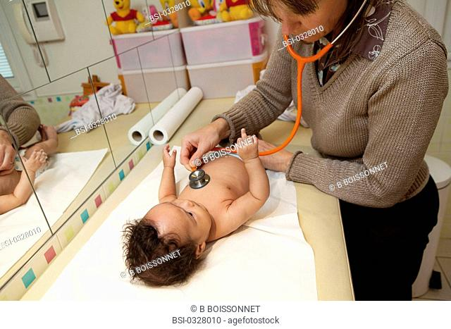 AUSCULTATION, INFANT